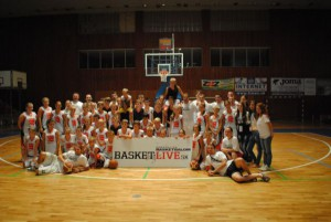 Basket- Live Camp 2012