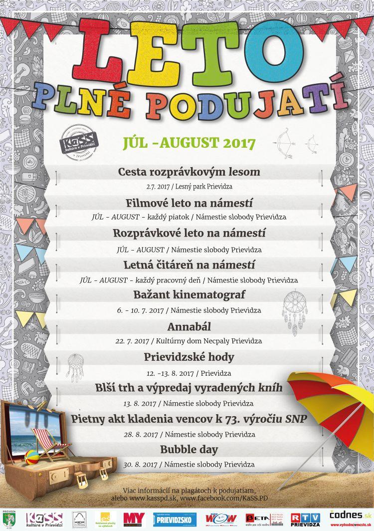 9bda35505 Viac informácií na samostatných plagátoch k podujatiam a na www.kasspd.sk  alebo www.facebook.com/KaSS.PD Zmena programu vyhradená!